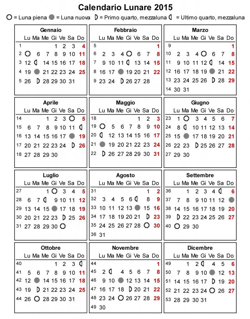 Calendario Lunare Di Bellezza.Keraeiko Calendario Luna Crescente Capelli
